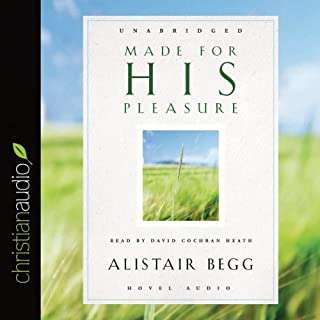 Made for His Pleasure audiobook cover art