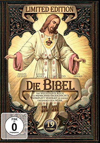 Die Bibel - limited Collection (3 DVDs plus 6 CDs) [Limited Edition]