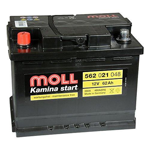 MOLL Kamina Start 562 021 048 12V 62Ah