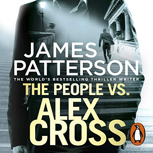 The People vs. Alex Cross cover art