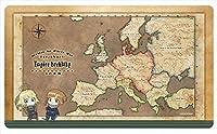 劇場版 幼女戦記 帝国周辺地図 ラバーマット 約W608mm×H358mm