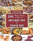 201 Mejores Recetas de Pollo con Instant Pot y Crock Pot