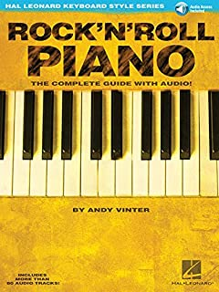 Rock'N'Roll Piano - The Complete Guide with