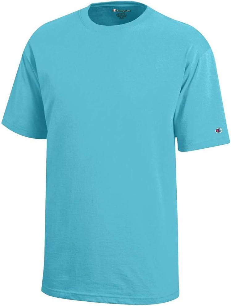 Champion Youth (Turquoise Waters) Basic Cotton T-Shirt (XS-XL)