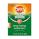 OFF! Deep Woods Mosquito and Insect Repellent...