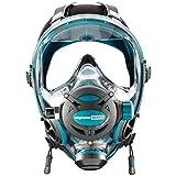 Ocean Reef Neptune Space G Full Face Mask Emerald, M/L