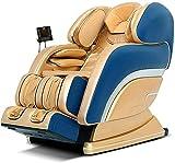 ZAMAX Smart Massage Chair, Zero Gravity Automatic Detection of Body Type Intelligent Robot 4D Air Massagers Relax ir,Adult Massage Chair