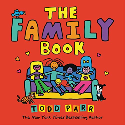Compare Textbook Prices for The Family Book Reprint Edition ISBN 9780316070409 by Parr, Todd