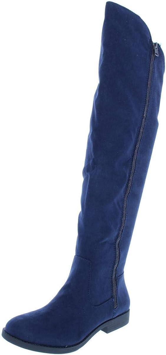 Style & Co. Womens Hadleyy Closed Toe Knee High Fashion Boots