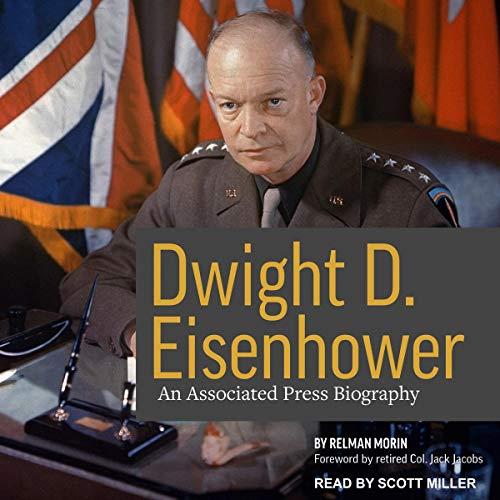 Dwight D. Eisenhower audiobook cover art