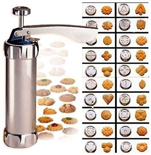 Kit de presse-cookies pour DIY Biscuit Maker et...