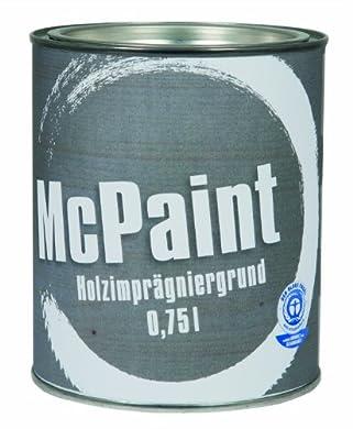 Foto di McPaint impregnante per legno, incolore, 0,75litri J120299