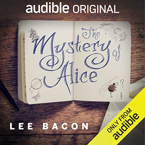 The Mystery of Alice audiobook cover art