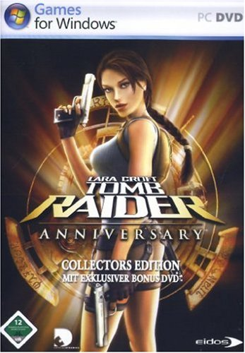 Lara Croft: Tomb Raider Anniversary - Collector\'s Edition