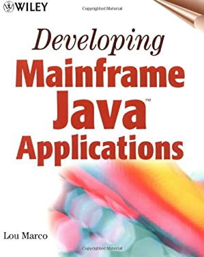 Developing Mainframe Java Applications