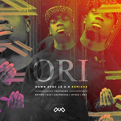 Ori feat. Driver, A2H, Aelpeacha, Myssa & Msj