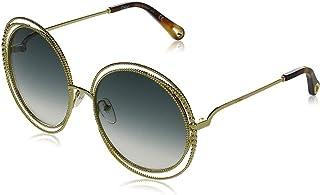 Sunglasses CHLOE CE 114 SC 838 GOLD/GRADIENT PETROL