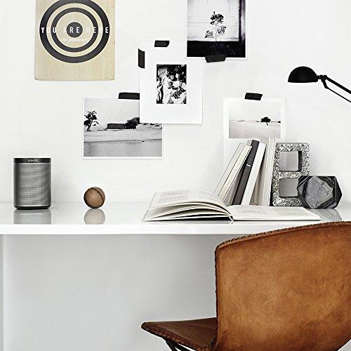 Sonos PLAY:1 I Kompakter Multiroom Smart Speaker für Wireless Music Streaming (schwarz) - 6