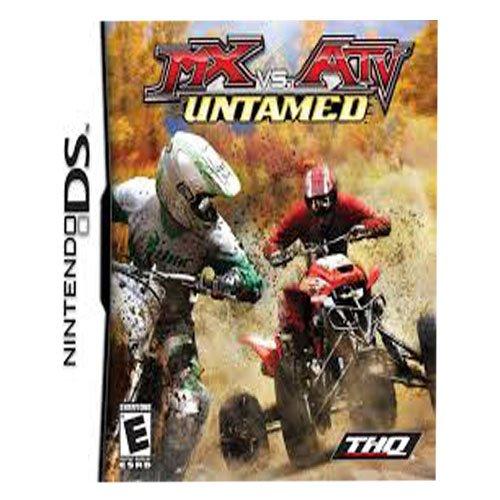 Mx Vs Atv Untamed Nintendo Ds