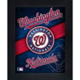 Washington Nationals 3D Poster Wall Art Decor Framed Print | 14.5x18.5 | Lenticular Posters & Pictures |...