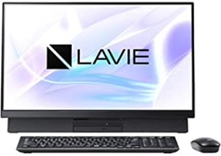 DA600/MAB PC-DA600MAB ファインブラック LAVIE Desk All-in-one