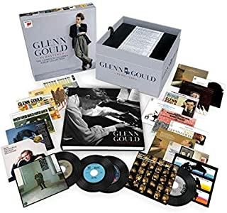 the glenn gould collection sony