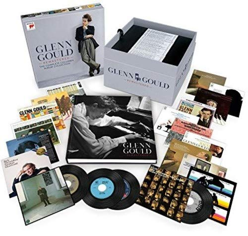 Glenn Gould - Remastered - The Complete Columbia Album Collection - USB-Edition