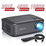Video Projectors, GuDee Full HD Movie Projector for Home Theater, 4500L Overhead Projector for Business...