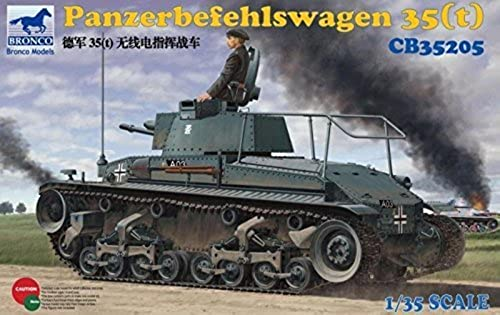 BRONCO MODELS 35205 1 35 Panzerbefehlswagen 35(t) by Bronco Models