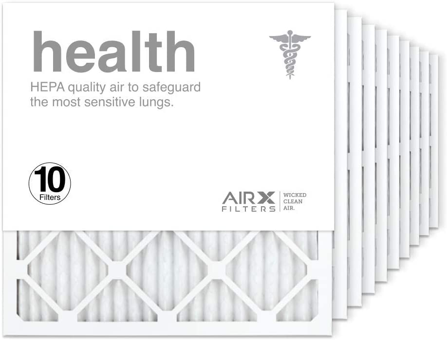 AIRx Filters depot 20x20x1 Air Filter MERV AC HVAC 13 Furnace Max 71% OFF Pleated