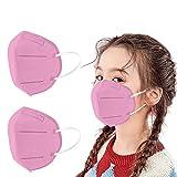 MaNMaNing Infantil Protección 20-100 Unidades con Elástico para Los Oídos 20210121-MANIN-K009 (Rosado 50PC)