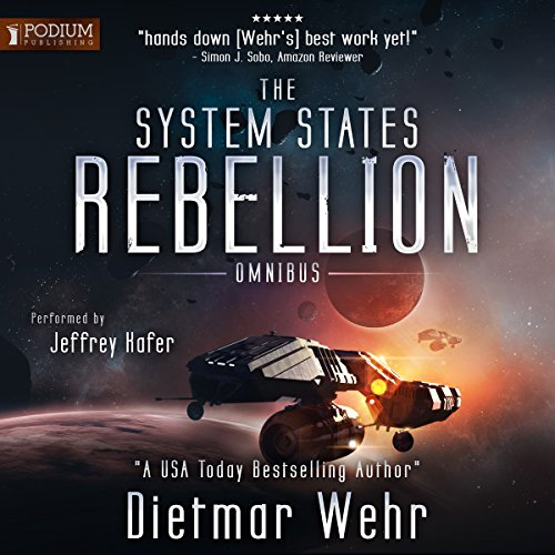The System States Rebellion Omnibus: Books 1-2 cover art