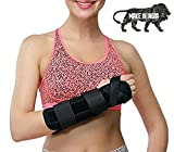 Dclub® Wrist and Forearm Splint for left and right hand.(Universal)
