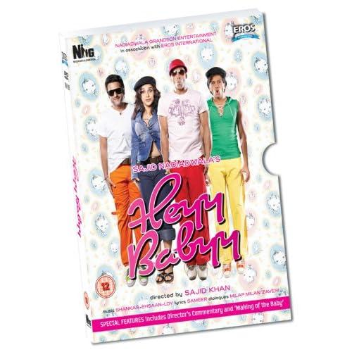 Heyy Babyy [2007] [DVD] [Edizione: Regno Unito]