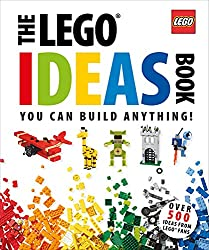 Image: The Lego Ideas Book: Unlock Your Imagination, by Daniel Lipkowitz (Author). Publisher: DK Children (September 19, 2011)