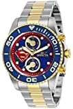 Invicta DC Comics - Superman 29063 blu Orologio Uomo Quarzo - 43mm
