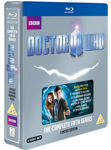 Doctor Who - Series 5 - Complete [Blu-ray]