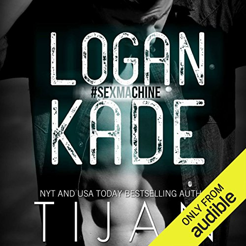 Logan Kade audiobook cover art