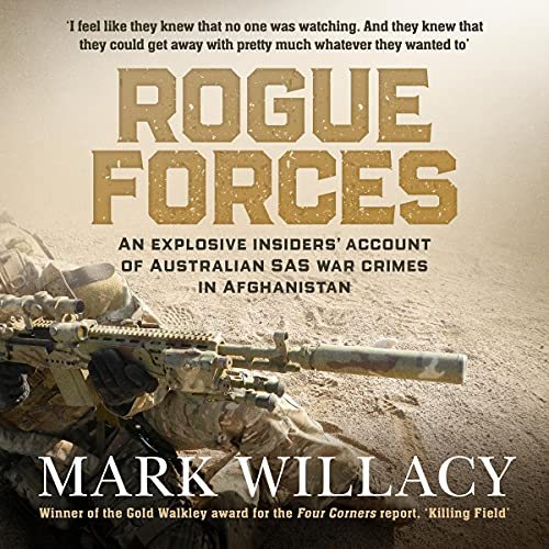 Rogue Forces cover art