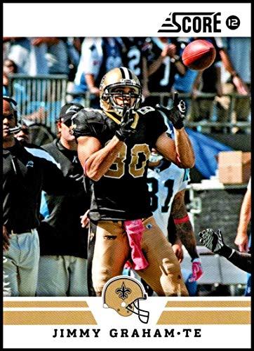 2012 Panini Score #23 Jimmy Graham NM-MT New Orleans Saints Official NFL Football Card