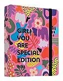 Agenda 2021-2022 Girl!, You Are Special - Agenda escolar 2021-2022 / Agenda 2022 semana vista - Agenda 17 meses desde Agosto 2021 a Diciembre 2022 │ Agenda Premium - Agenda Kokonote