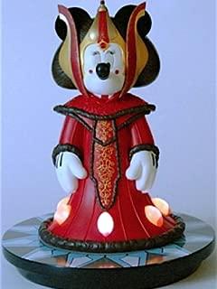 New Disney Star Wars Minnie Mouse Queen Amidala Big Figurine Statue WDW