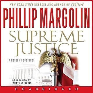 Supreme Justice audiobook cover art