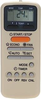 Domybest - Mando a distancia de aire acondicionado para Toshiba WH-E1NE WH-D9S KT-TS1 WC-E1NE WH