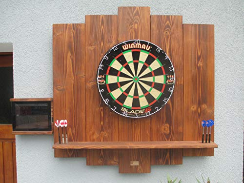 WDS Darts Sports Holz Surround, Outdoor - 4