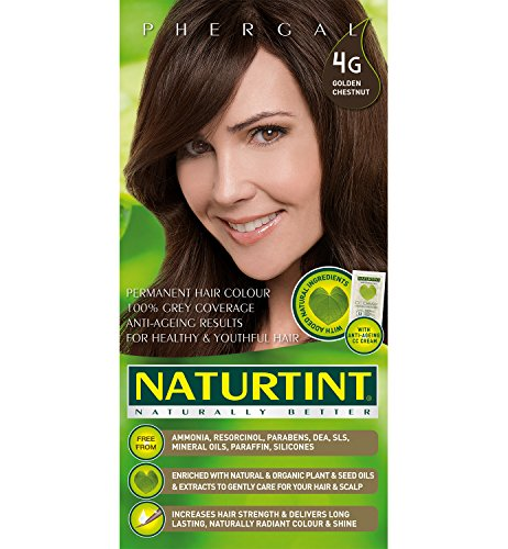 Naturtint Hair Color 4G Golden Chestnut Count (haarfarben)