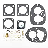 SGHKKL Kit de reparación de carburador para Volvo Penta 841292 856471 856472 841836-0 Sierra 18-7000 Carburador marítimo