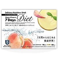 7Days Diet ピーチ味 7包 セブンデイズダイエット