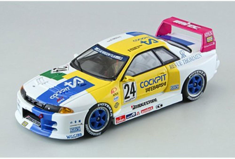 EBBRO 1 43 COCKPIT TATEBAYASHI GT-R JGTC 1994 Sodeyama Yamaji (japan import) B005WOCPTS Nutzen Sie Materialien voll aus  | Schnelle Lieferung
