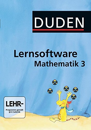 Duden Lernsoftware Mathematik 3